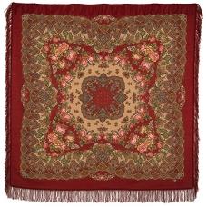 Славянские праздники 146x146 Павлопосадский платок