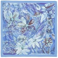 Ньюанс 65 x 65 см Павлопосадский платок