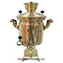 Самовар антикварный Фабрика Баташева 6 л арт.2141