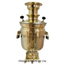 Самовар антикварный Аленчиков-Зимин 6 литров