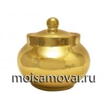 Сахарница под золото арт.1088