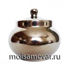 Сахарница под серебро арт.1089