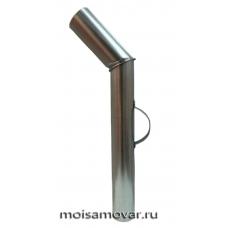 Труба оцинкованная серая арт.2103