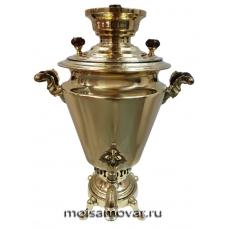 Самовар антикварный ф-ка Воронцова 5 л арт.2144