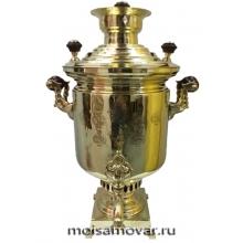 Самовар антикварный Фабрика Баташева 6 литров