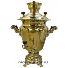 Самовар антикварный Фабрика Воронцова 6 литров