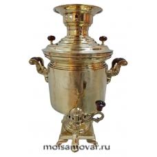 Самовар старинный Фабрика Шемарина 7 литров