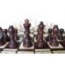 Шахматы+шашки деревянные 2 в 1 Артикул S208