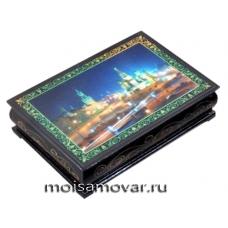 Шкатулка Ночной Кремль Арт.3653