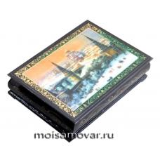 Шкатулка Зимний Кремль Арт.3654