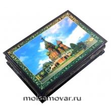 Шкатулка Московский Кремль Арт.3655