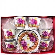 Чайный набор на 6 персон Арт.1060